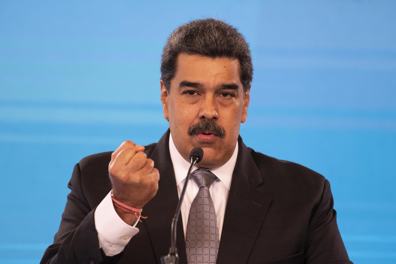 Le président Maduro (photo d'illustration).