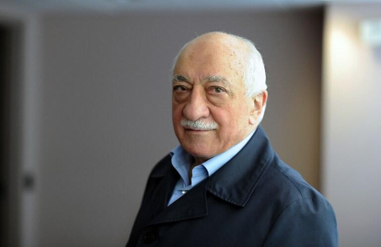Le prédicateur Fethullah Gülen est exilé aux Etats-Unis depuis la fin des années 1990 (ici le 24 septembre 2013).