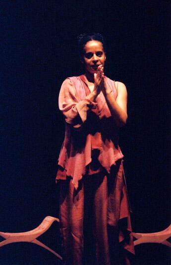 Norma Claire, danseuse, chorégraphe