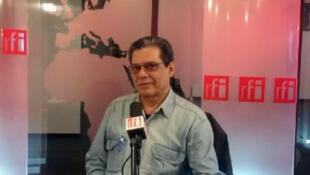 Pedro Vianna, editor-chefe da revista francesa Migrations Société, que participou do RFI Convida.
