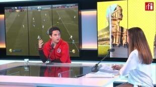 Reinhard Krause y Rodrigo Ulibarri son jugadores de 'e-fútbol' con los Xolos de Tijuana