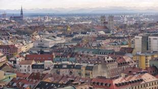 Munich n'échappe pas à la crise du logement, particulèrement présente dans les grandes villes d'Allemagne.