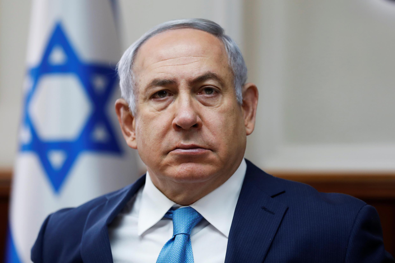 بنیامین ناتانیاهو، نخستوزیر اسرائیل.