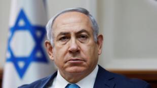 នាយករដ្ឋមន្ត្រីអ៊ីស្រាអែល លោក Benjamin Netanyahu