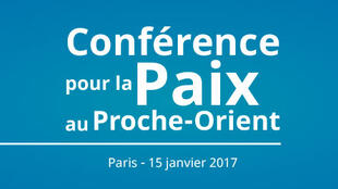 Conferência de Paris para a paz no Médio Oriente 15 Janeiro 2017