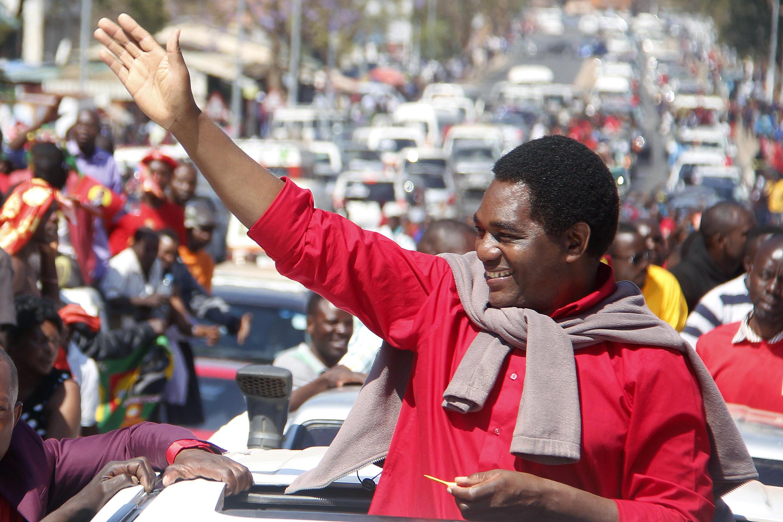 Self-made businessman Hakainde Hichilema has bid for the presidency five times already