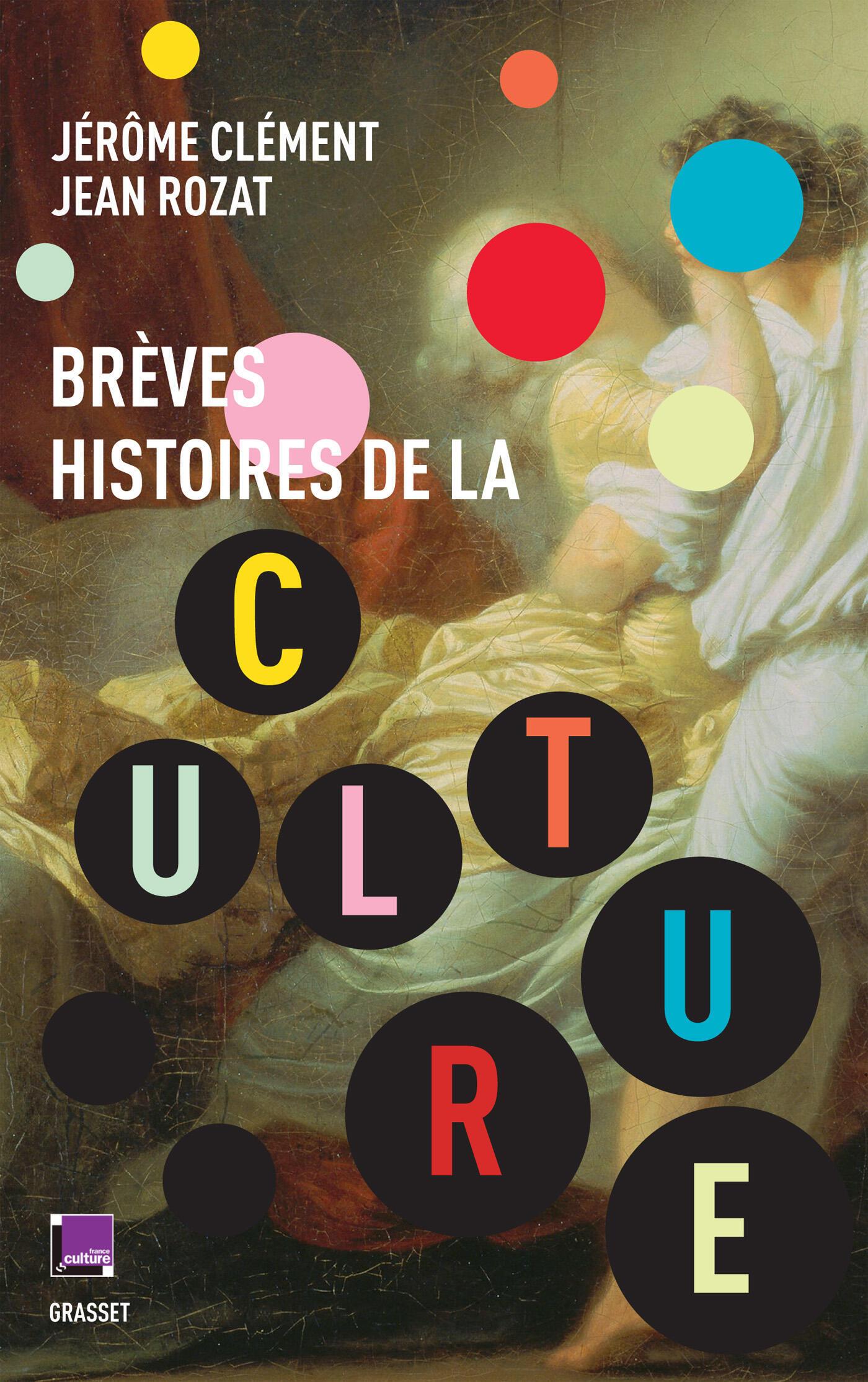 Couverture du livre de Jérôme Clément «Brèves histoires de la culture»