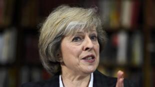 Theresa May anapewa nafasi kubwa ya kumrithi david Cameron.