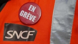 Grevista SNCF
