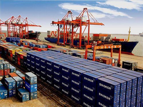 中国出口创汇