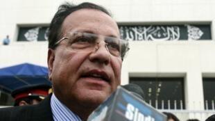 Ông Salman Taseer, tỉnh trưởng quá cố của bang Punjab (Reuters)