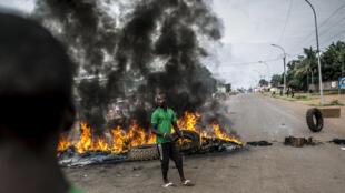 Les habitants de Bangui sont en colère après le massacre à l'église de Fatima.