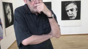 Malgré lui, trabalho de Jorge Molder patente ao público na Galeria parisiense Bernard Bouche.