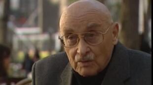 Художник Оскар Рабин скончался 7 ноября 2018 года