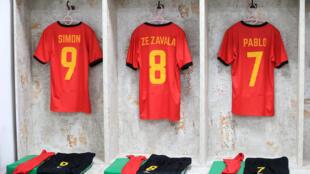 Desporto - Sub-20 - Moçambique - CAN Sub-20 - Mozambique - Futebol - Desporto - Mambinhas - Football - Mambas