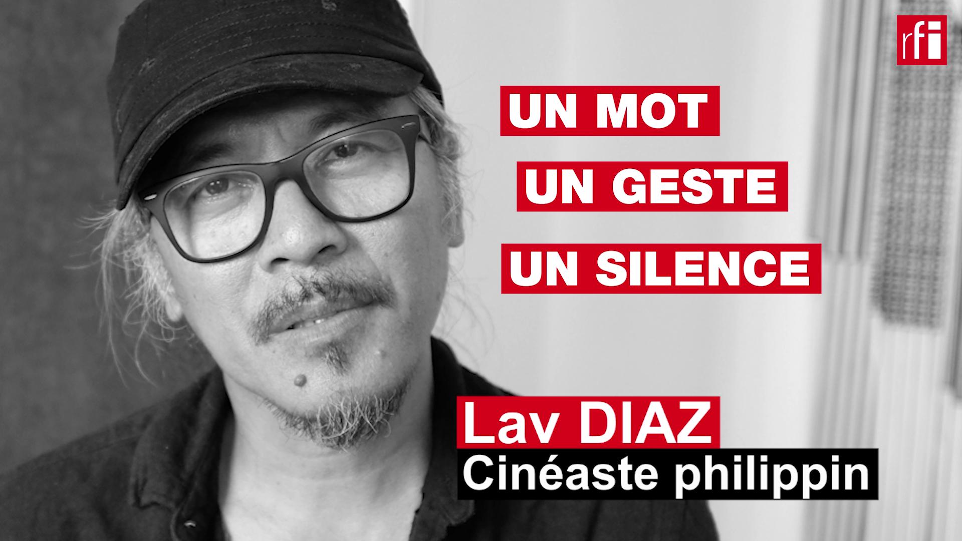 Le réalisateur philippin Lav Diaz présentera à la Mostra de Venise 2020 son nouveau film « Genus Pan ».