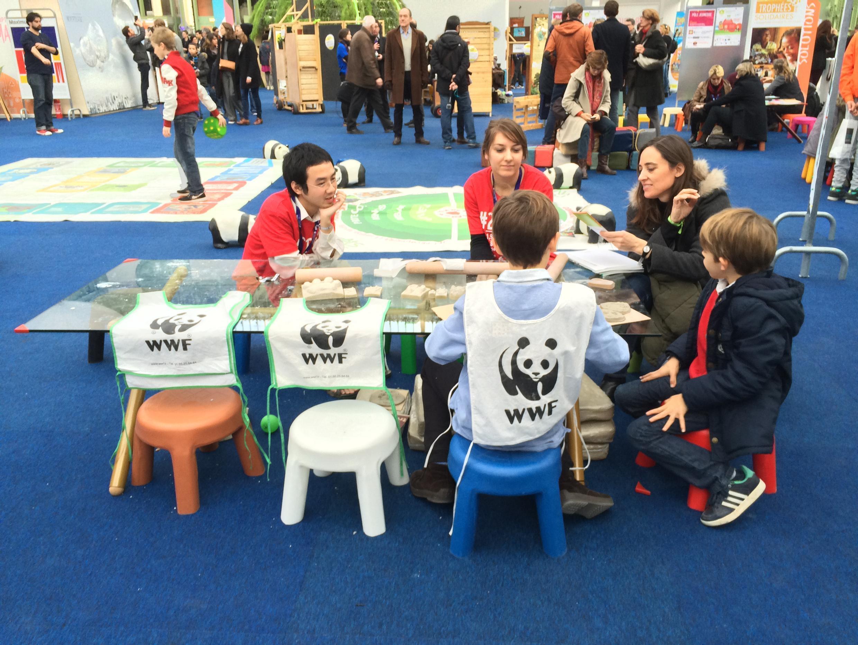 Exposição Solutions tem atividades para crianças