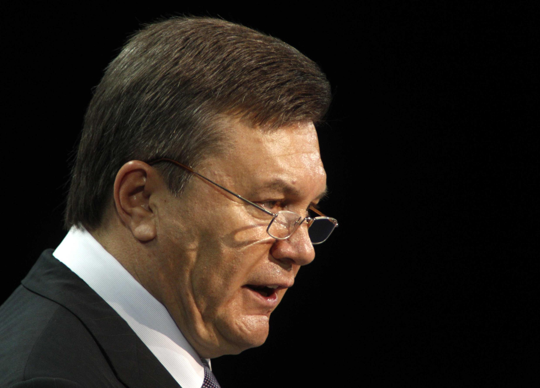 Президент Украины Виктор Янукович: ежегодное обращение к нации 3 июня 2010