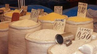 A FAO anunciou um aumentou 2,3% no mês de março do preços dos alimentos no mundo.