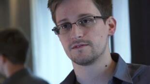 Mfanyakazi wa zamani wa CIA Edward Snowden