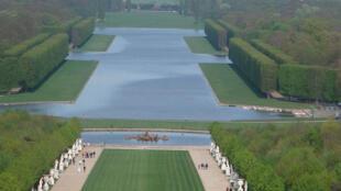 Версаль. Большой канал