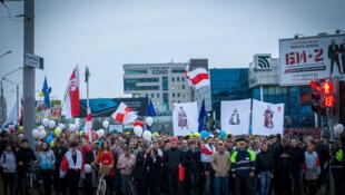 День Воли в Минске 25/03/2014