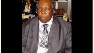 Le bâtonnier, Maitre Jean-Joseph Mukendi Wa Mulumba, le 4 mai 2010.
