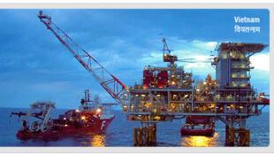 Việt Nam và Ấn Độ hôm 12/10/2011 đã  ký hiệp định hợp tác về thăm dò dầu khí ở vùng Biển Đông