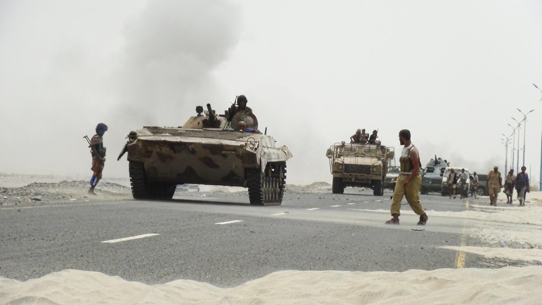 پیشروی نیروهای وفادار به دولت یمن در روزهای اخیر چشم گیر بوده است.