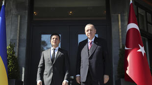 Turquie - Ukraine - Zelensky - Erdogan