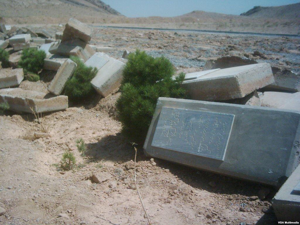 احمد شهید- گزارشگر ویژه سازمان ملل متحد در مورد حقوق بشر در ایران، تخریب گورستان بهائیان در شیراز توسط نیروهای پاسداران را تأیید کرده است.