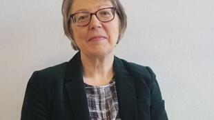 Martine Degremont, directrice du SIMA