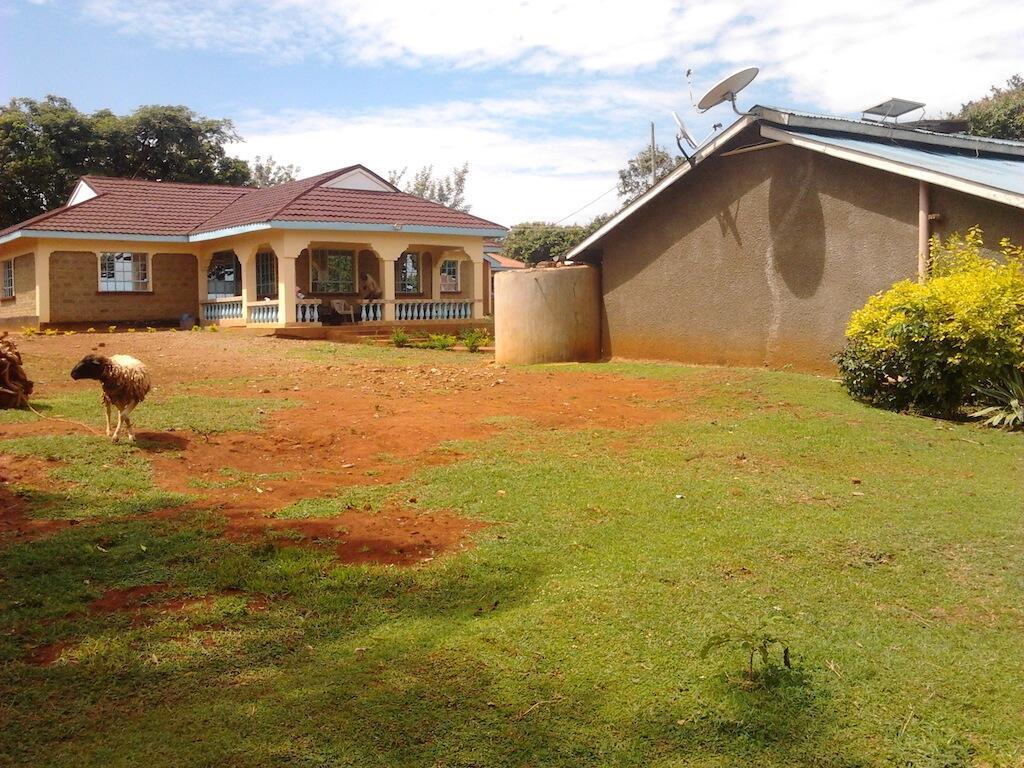 Kijiji cha Kogelo, Kaunti ya Siaya, Kenya.
