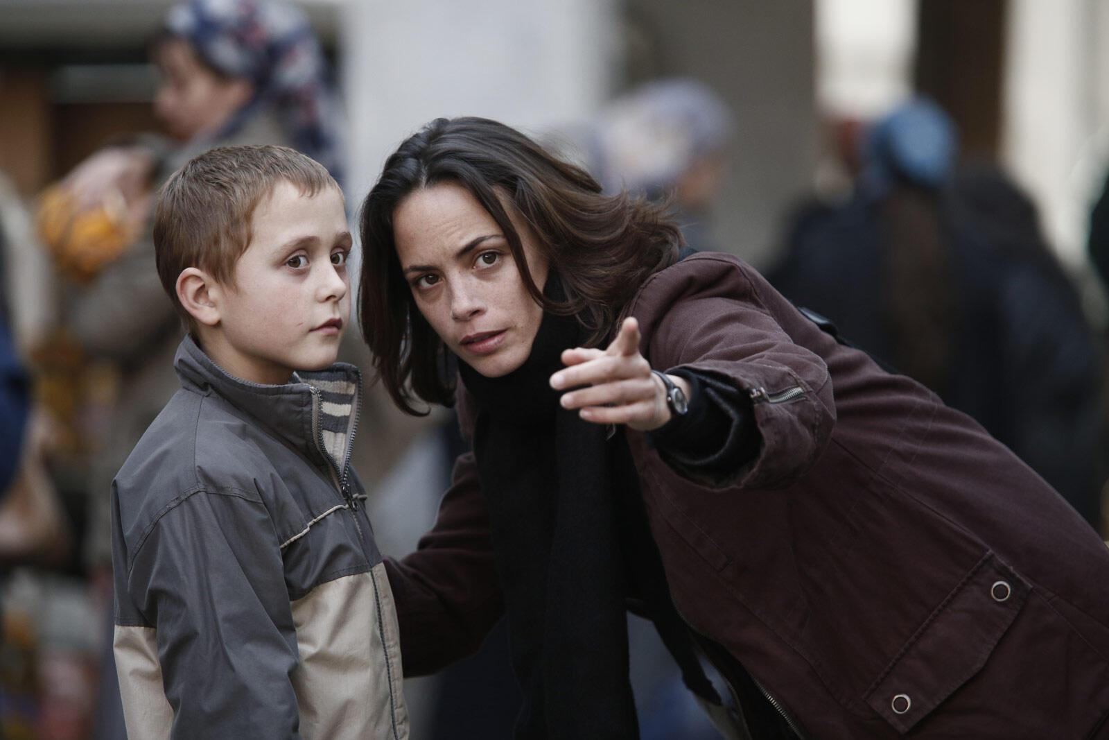 Scène du film «The Search» de Michel Hazanavicius ave Bérénice Béjo.