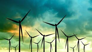 Điện gió, một giải pháp cho khí hậu.