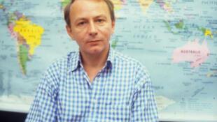 Nhà văn Michel Houellebecq, giải Goncourt 2010 (Reuters)
