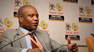 Dr John Nkengasong, directeur du Centre de prévention et de contrôle des maladies, Africa CDC.