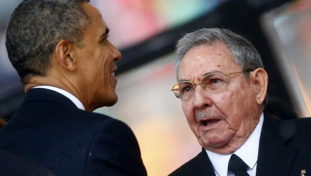 Wakati marais wawili, Barack Obama na Raul Castro wakipeana mikono mwezi Desemba mwaka 2013, miezi kadhaa ilikua imeshapita tangu mazungumzo kuhusu kufufua uhusiano wa nchi hizi kuanza.