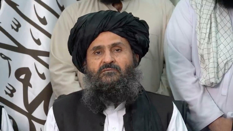 Afghanistan  Mullah Baradar Akhund talibans