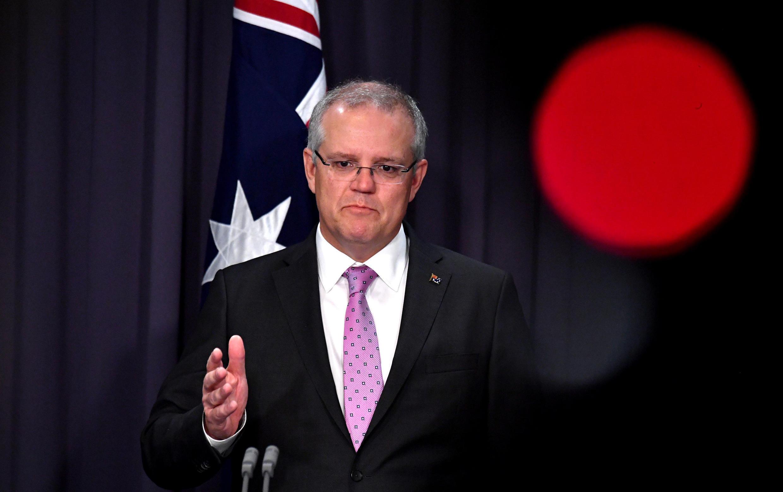 اسکات موریسون، نخست وزیر استرالیا