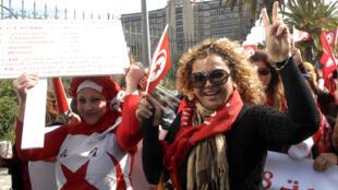 Un 8 mars de revendications et de grèves pour les femmes du monde entier.