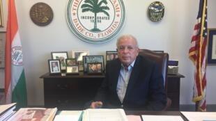 Tomás Regalado, el alcalde de Miami.