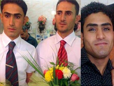 عباس حیدریان، جمشید حیدریان و عبدالرحمان حیدریان، سه تن از اعدام شدگان عضو یک خانواده بوده اند