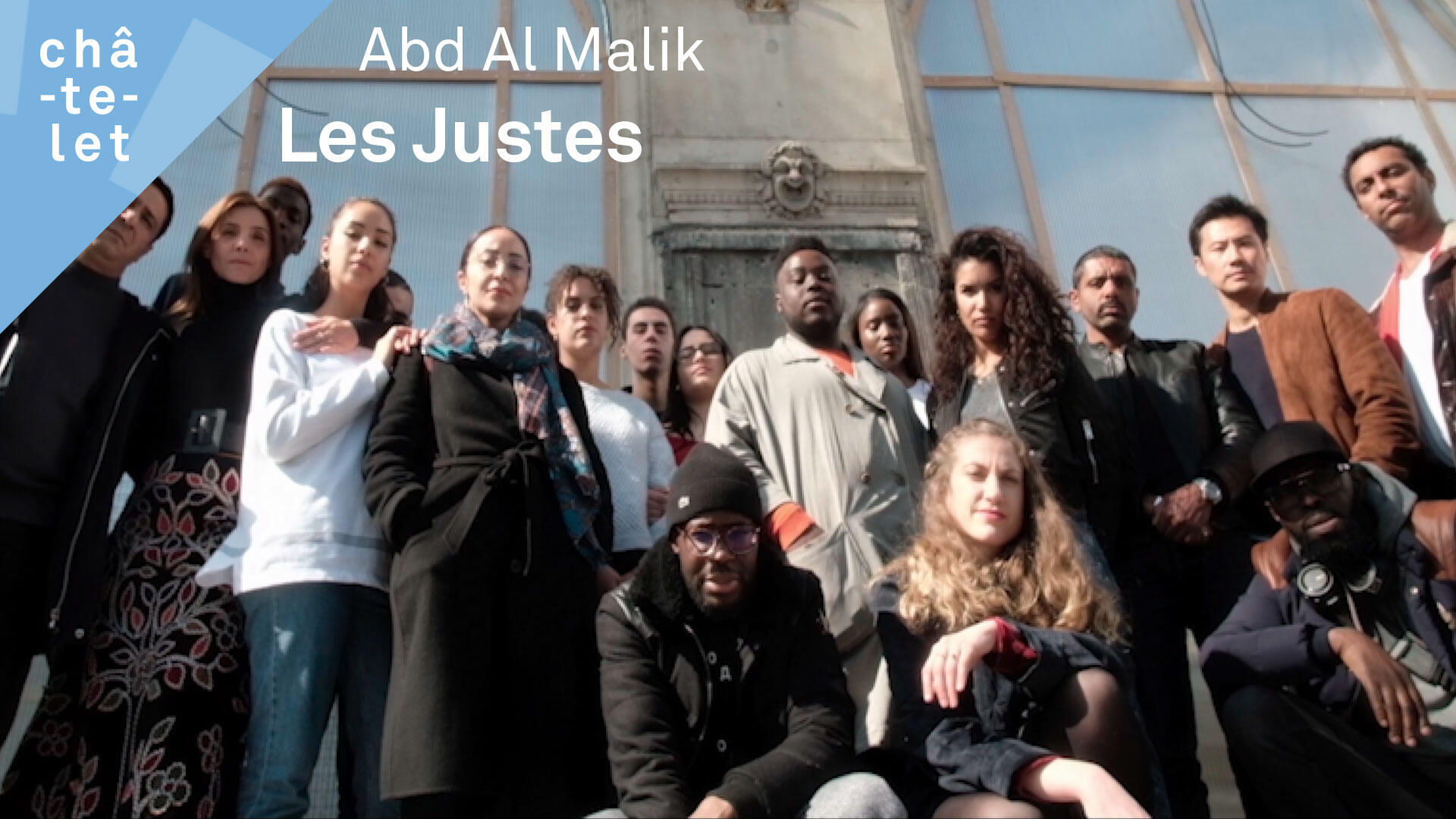 法國巴黎夏特萊劇場10月5日上演編劇阿卜杜勒·馬利克(Abd al Malik)編導加繆《正義者》一劇