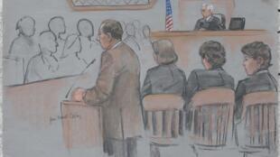 Julgamento do suspeito pelo atentado de Boston, Djokhar Tsarnaev.