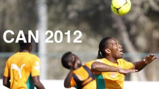 Didier Drogba dan kasar Cote d'Ivoire