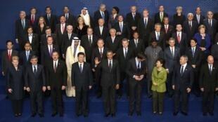 Tổng thống Obama tranh thủ thượng đỉnh La Haye để sưởi ấm quan hệ Nhật - Hàn.