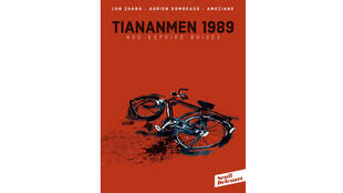La bande dessinée «Tiananmen 1989, nos espoirs brisés».