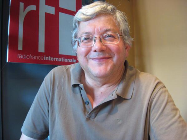 Sergio Zamora en RFI.