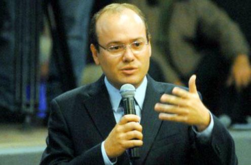 Frederico Silva Da Costa naibu waziri wa utalii nchini Brazil